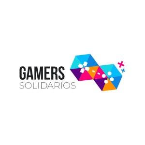 Logo gamers solidarios